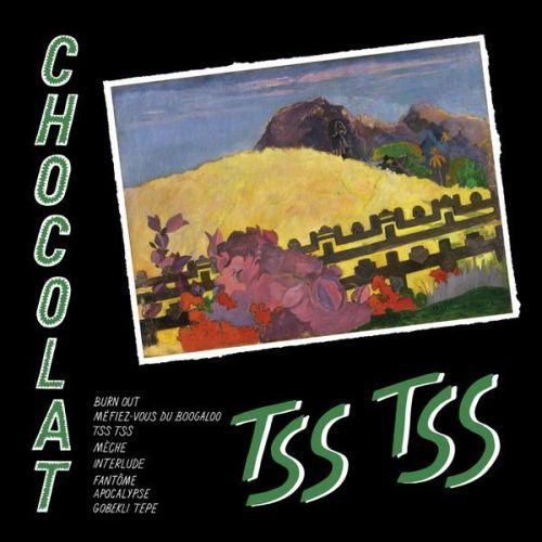 CHOCOLAT, tss tss cover