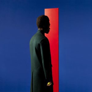 Cover BENJAMIN CLEMENTINE, at least for now