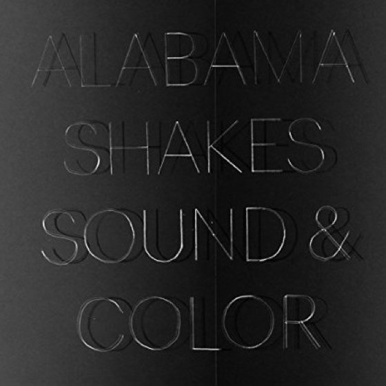 Cover ALABAMA SHAKES, sound & colour