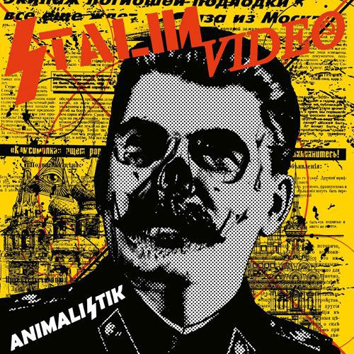 Cover STALIN VIDEO, animalistik