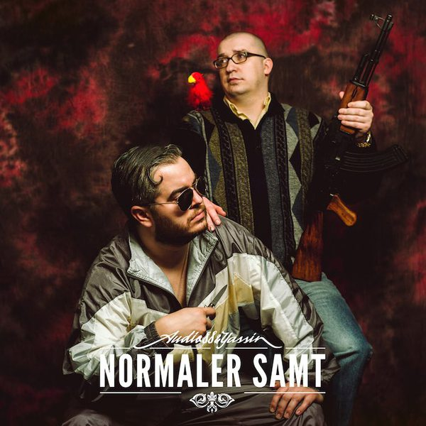 Cover AUDIO 88 & YASSIN, normaler samt