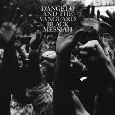 D´ANGELO & THE VANGUARD, black messiah cover