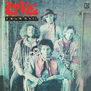 LOVE, four sail cover