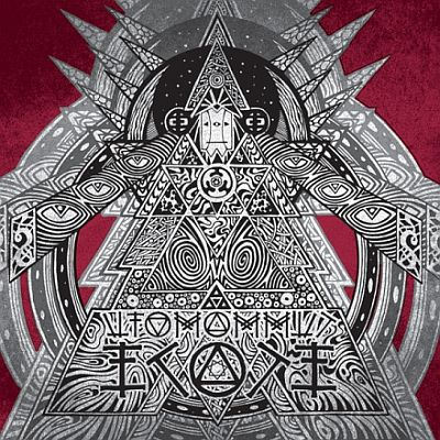 UFOMAMMUT, ecate cover