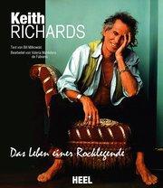 MILKOWSKI/ DE FABIANIS, keith richards: das leben einer rocklegende cover
