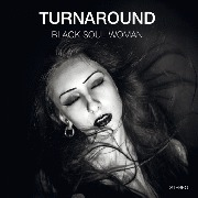 Cover TURNAROUND, black soul woman