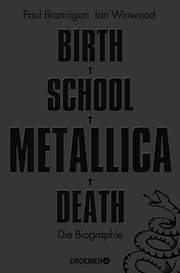 PAUL BRANNIGAN / IAN WINWOOD, birth school metallica death cover