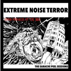 Cover EXTREME NOISE TERROR, earache peel sessions