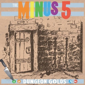 MINUS 5, dungeon golds cover