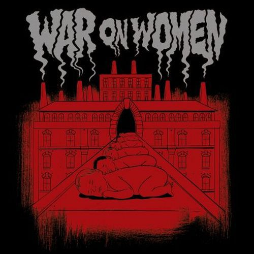 Cover WAR ON WOMEN, s/t