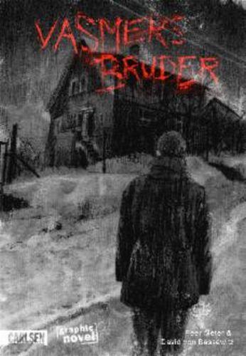 PEER METER/DAVID VON BASSEWITZ, vasmers bruder cover
