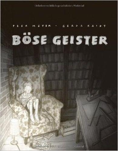 PEER METER/GERDA RAIDT, böse geister cover