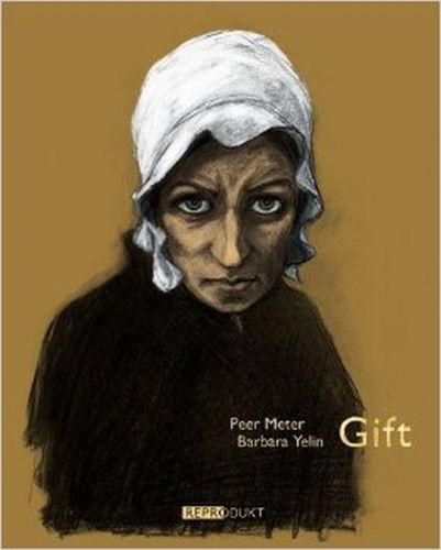 PEER METER/BARBARA YELIN, gift cover