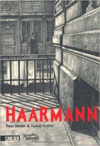 PEER METER/ISABEL KREITZ, haarmann cover