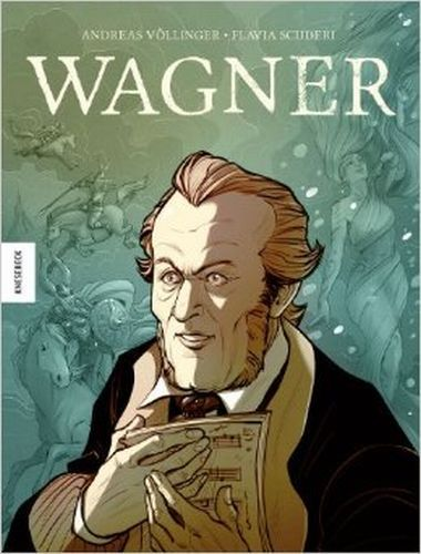FLAVIA SCUDERI / ANDREAS VÖLLINGER, wagner cover