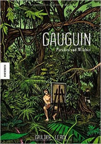 MAXIMILIEN LE ROY/CHRISTOPHE GAULTIERS, gauguin cover