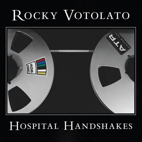ROCKY VOTOLATO, hospital handshakes cover