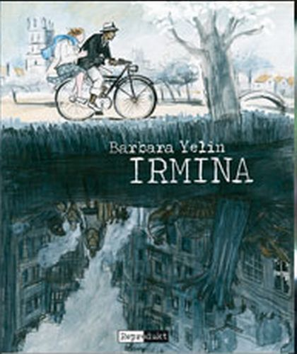 BARBARA YELIN, irmina cover
