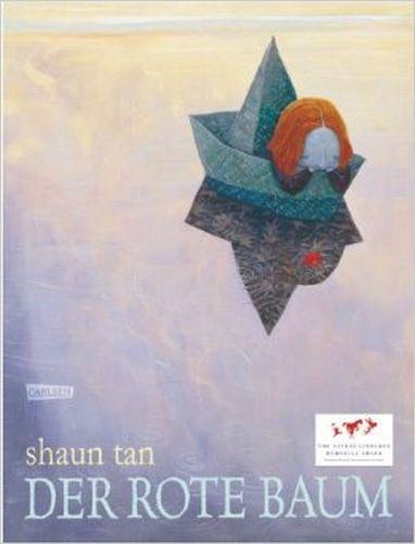 SHAUN TAN, der rote baum cover