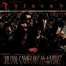Cover JULIAN CASABLANCAS & THE VOIDZ, tyranny