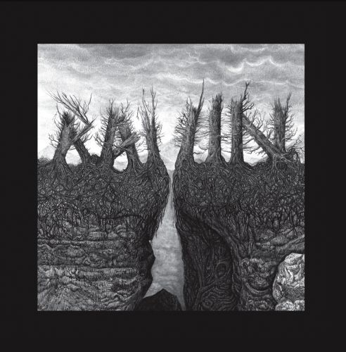 RAVIN, s/t cover