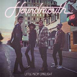 Cover HOUNDMOUTH, little neon limelight