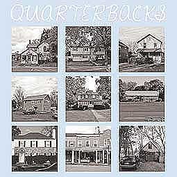 Cover QUARTERBACKS, s/t