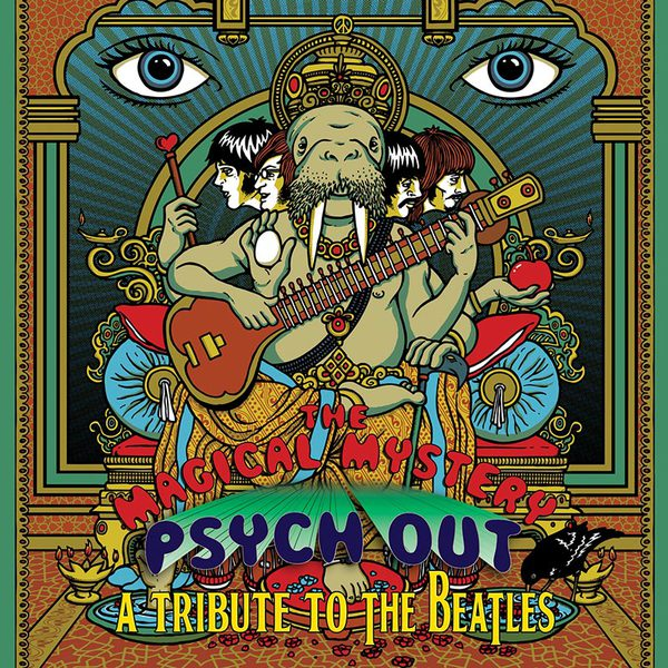 V/A, magical mystery psych-out-tribute to the beatles cover