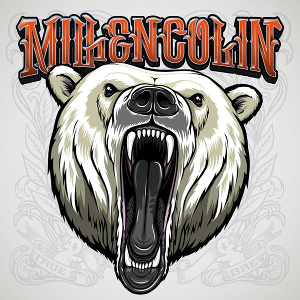 Cover MILLENCOLIN, true brew
