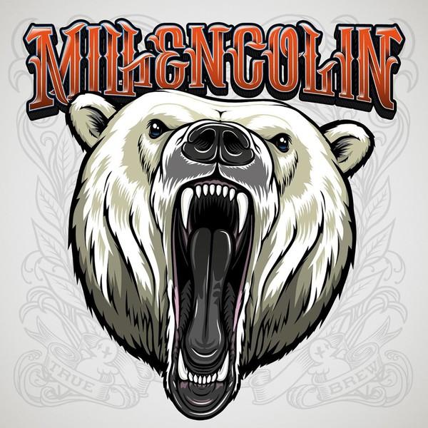 MILLENCOLIN, true brew cover