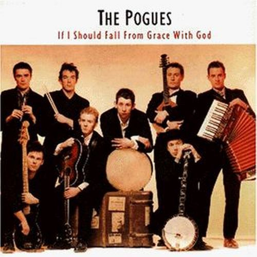 POGUES, if i should fall from grace with god cover