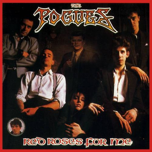 Cover POGUES, red roses for me