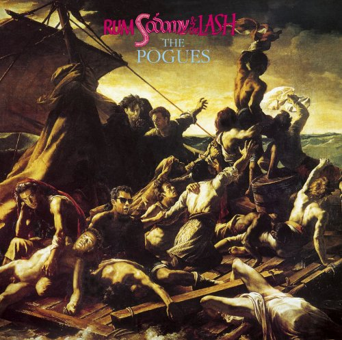Cover POGUES, rum, sodomy & the lash
