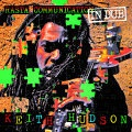 Cover KEITH HUDSON, rasta communication in dub