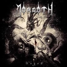 Cover MORGOTH, ungod