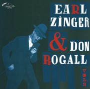 EARL ZINGER & DON ROGALL, volume 2 cover
