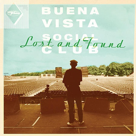Cover BUENA VISTA SOCIAL CLUB, lost and found
