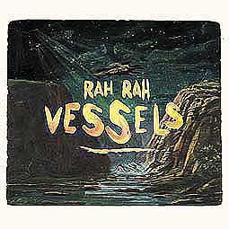 Cover RAH RAH, vessels