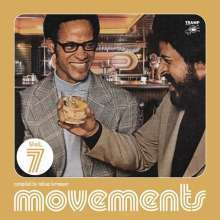 Cover V/A, movements vol. 7
