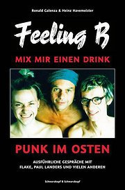Cover ROLAND GALENZA, feeling b- mix mir einen drink