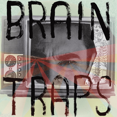 Cover BRAIN TRAPS, teen trash series vol. III