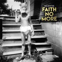 Cover FAITH NO MORE, sol invictus