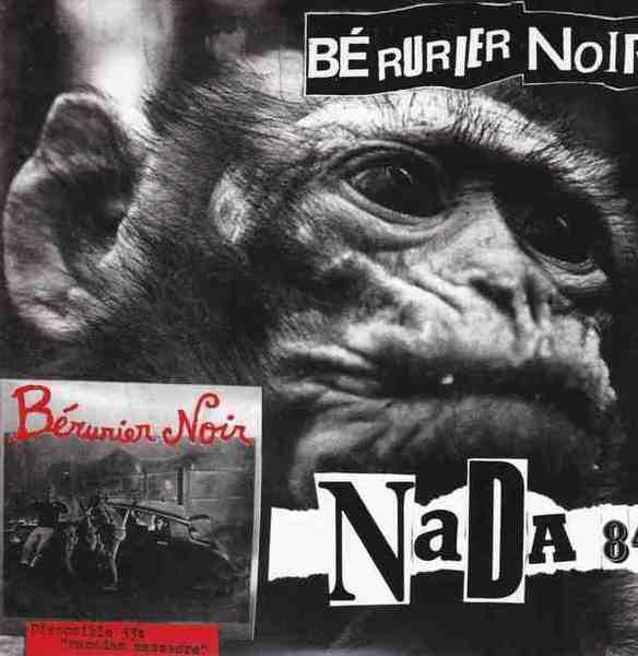 BERURIER NOIR, nada cover
