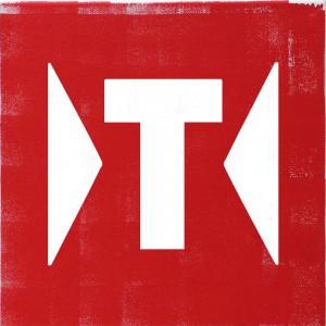 TOCOTRONIC, s/t (das rote album) cover