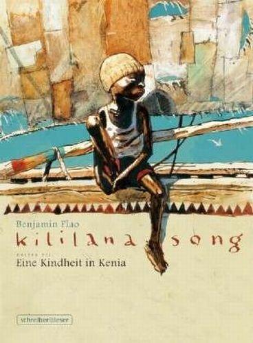 BENJAMIN FLAO, kililana song: eine kindheit  in kenia cover