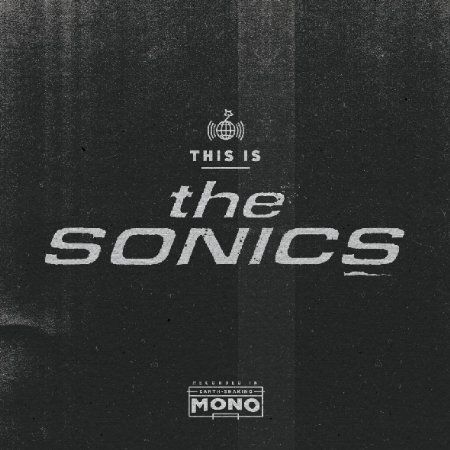 SONICS, this is the sonics cover