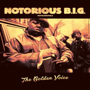 Cover NOTORIOUS B.I.G., the golden voice