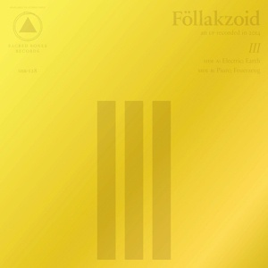 Cover FÖLLAKZOID, III