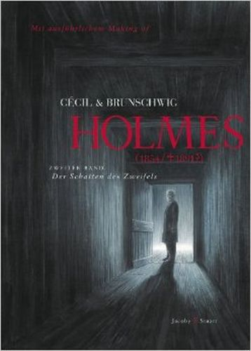 Cover LUC BRUNSCHWIG/CÉCIL, holmes 02