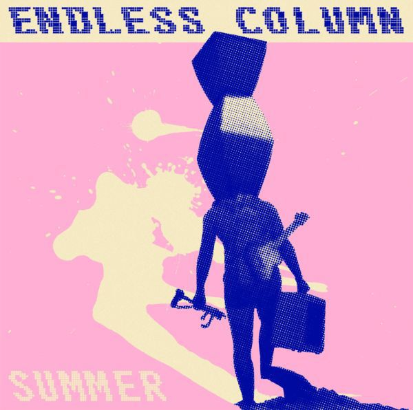 Cover ENDLESS COLUMN, summer